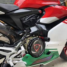 Frame Plugs for Ducati 1199 Panigale 2012-2015 S 2012-2014 1299 2015-2017 1299S 899 959 V4 2018 Aluminum