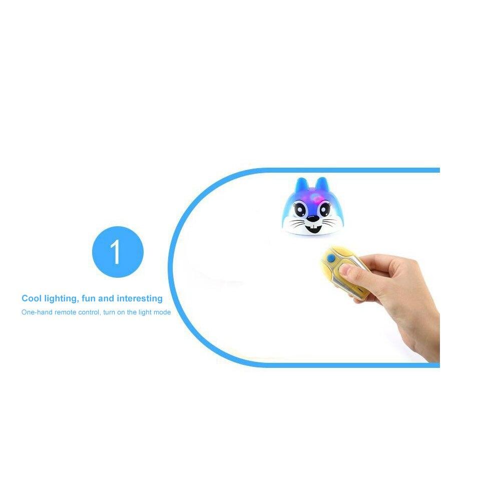 2019 Duurzaam Kat Speelgoed Auto Blauw Spelen met Katten Rc Kat Model voor Game Drop Shipping