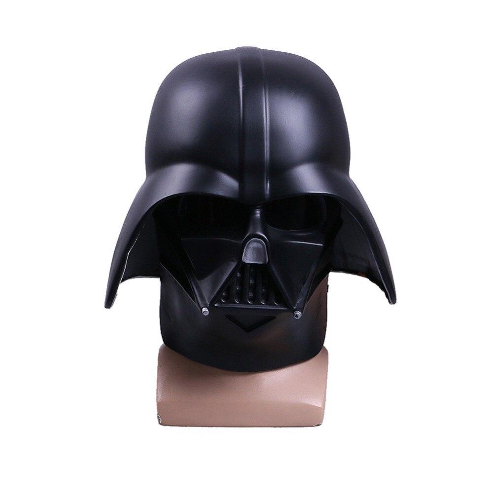 Alta calidad Star Wars Anakin Skywalker Darth Vader máscara casco Cosplay Props Halloween carnaval partido máscara