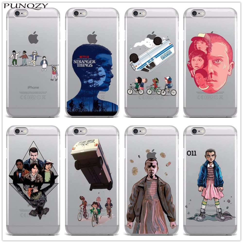 sports shoes 40a87 251c1 Stranger Things Christmas Lights Case For Iphone 5 5S SE 6 6S Plus 7 7 Plus  8 8Plus X Soft Silicone Phone Cover