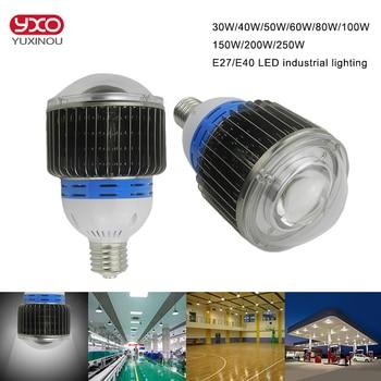 30W 50W 70W 100W 120W 150W 200W LED Floodlight lamp  High Power LED Light Bulb AC 85-265V 250w led high bay light