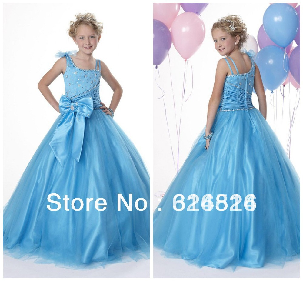 Fashion style Evening kids gowns for woman