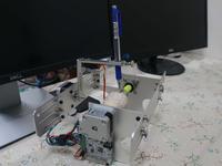 SWMAKER Sphereobot eggbot para desenho de metal presente do dia das Crianças no ovo e bola de Prata Cor Não Asembled|eggbot| |  -