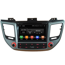 "8"" Android 8.0 Octa Core 4GB RAM 32GB ROM Multimedia Car DVD Player Radio GPS Navi For Hyundai IX35 Tucson 2015 2016 2017"