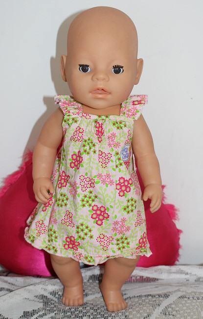 Free Shipping Doll accessories new Dol lskirt Wear fit for 43cm Baby Born zapf Children best