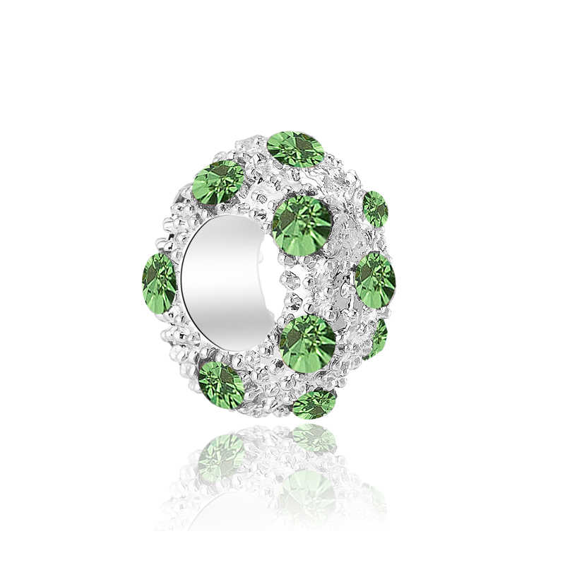 Hot Moda Jóias Esmalte Flores Estrelas Morango Batom Robô Charms Beads Fit Pandora Pulseiras DIY Pulseiras para As Mulheres Presente