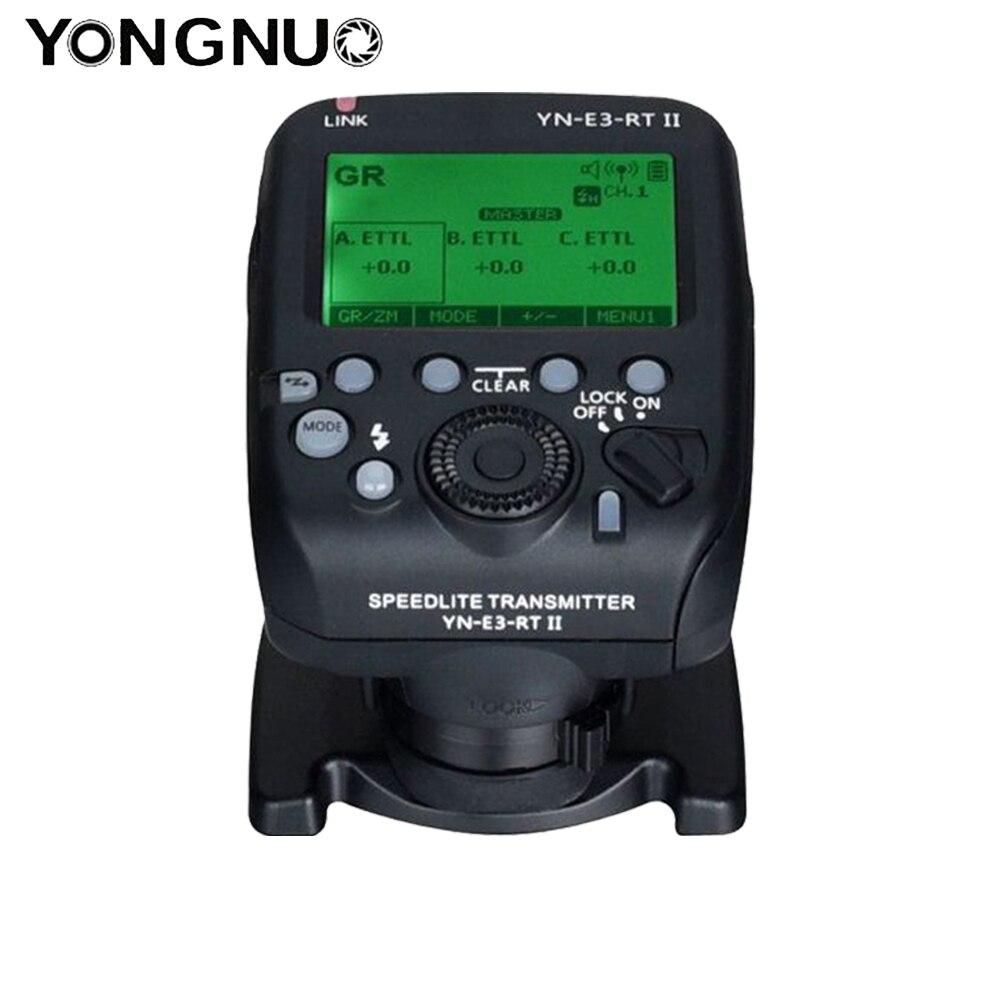 Gatilho de Rádio St-e3-rt para Canon Yongnuo Transmissor Velocidadelite Como 600ex-rt Yn600ex-rt R3rt Yn-e3-rt ii Ttl
