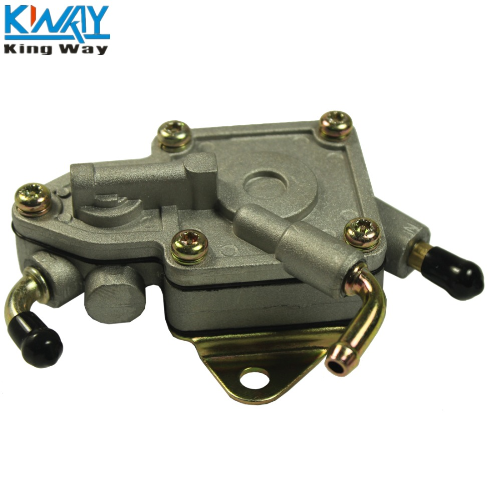 Free Shipping King Way Fuel Oil Pump Fit Yamaha Rhino 450 660 Utv Filter Yxr450 5ug 13910 01 0 5ug13910010 In Pumps From Automobiles Motorcycles On