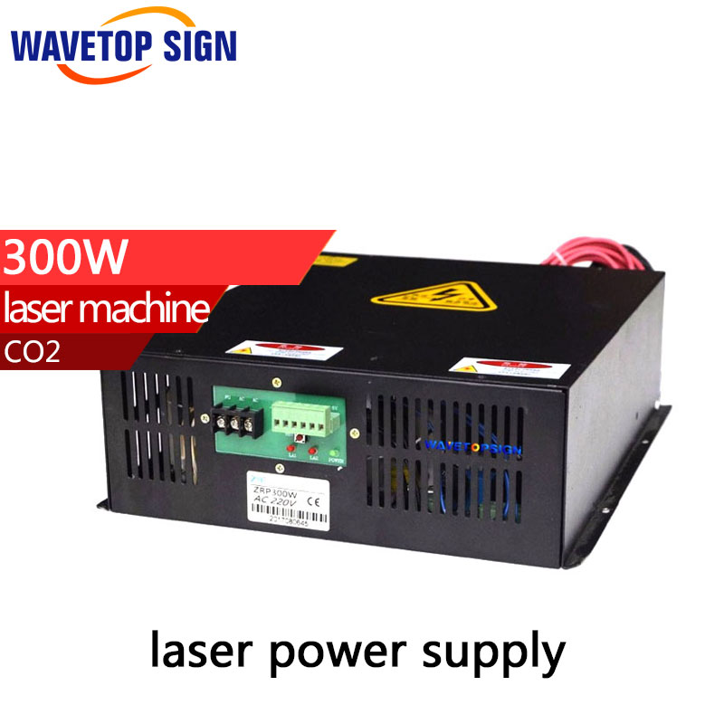 300w co2 laser power supply power box 300w match with 300w laser tube