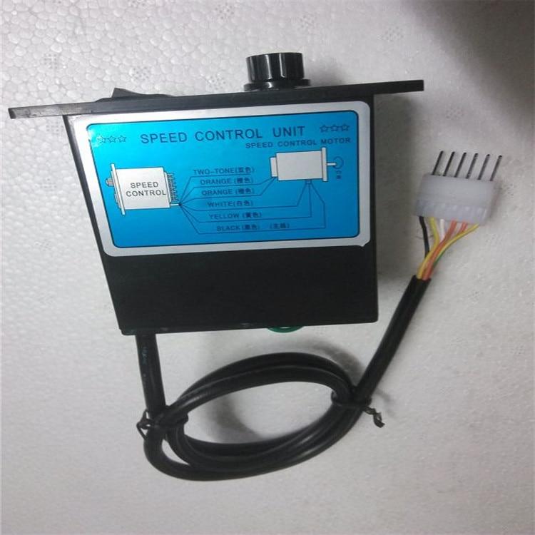 400 Watt AC 220 V motordrehzahl punkt controller, vorwort & backword ...
