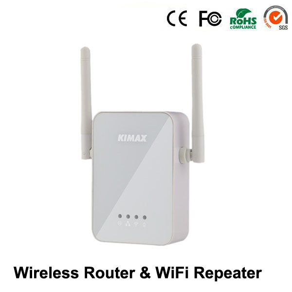 hot sell EU wireless wifi signal range extender 2.G Hz Wifi Repeater 802.11g/b/n wireless router 300Mbs with Antennas BS-KI300RT