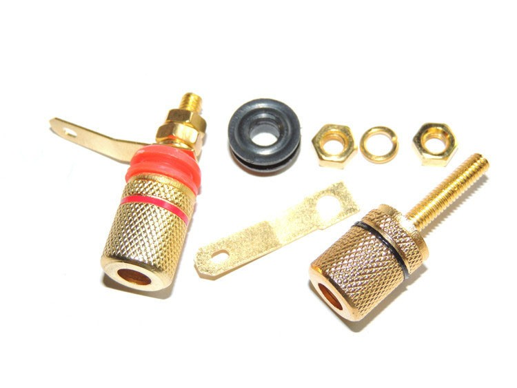 20-PCS-Gold-Plated-Audio-speaker-Binding-Post-Amplifier-terminal-4mm-Banana-Plug-Jack-connector (4)