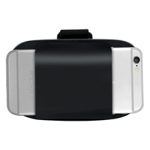 Black 3D Glasses VR Box Virtual Reality Goggles Headset Google's Cardboard VR Glasses for 4.7-6.0″ Smartphone Live Video