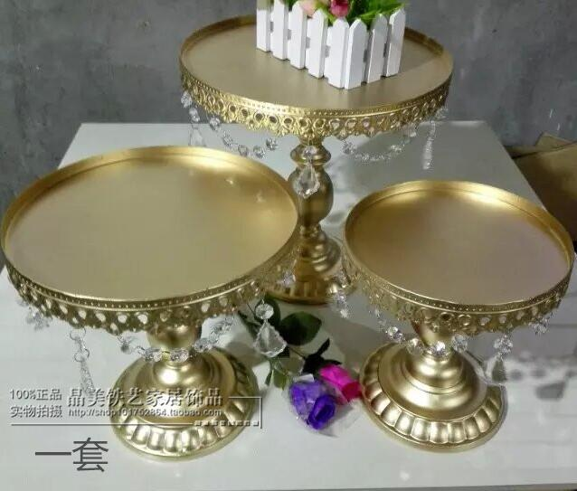 Wholesale Free Shipping M Size White luxury cake plate stand/ wedding dessert plate/cupcake stand/ wedding decorations cake tray-in Stands from Home ... & Wholesale Free Shipping M Size White luxury cake plate stand ...