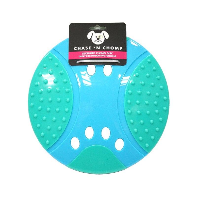 Caitec Игрушки для собак Летающий Диск Фрисби прочный сплавной интерактивная игрушка собака подходит для средних и крупных Товары для собак Д...