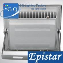 Projecteur LED imperméable, éclairage d'extérieur, luminaire de paysage, livraison gratuite, entrée DC12v 24V 50W 5000-5500LM