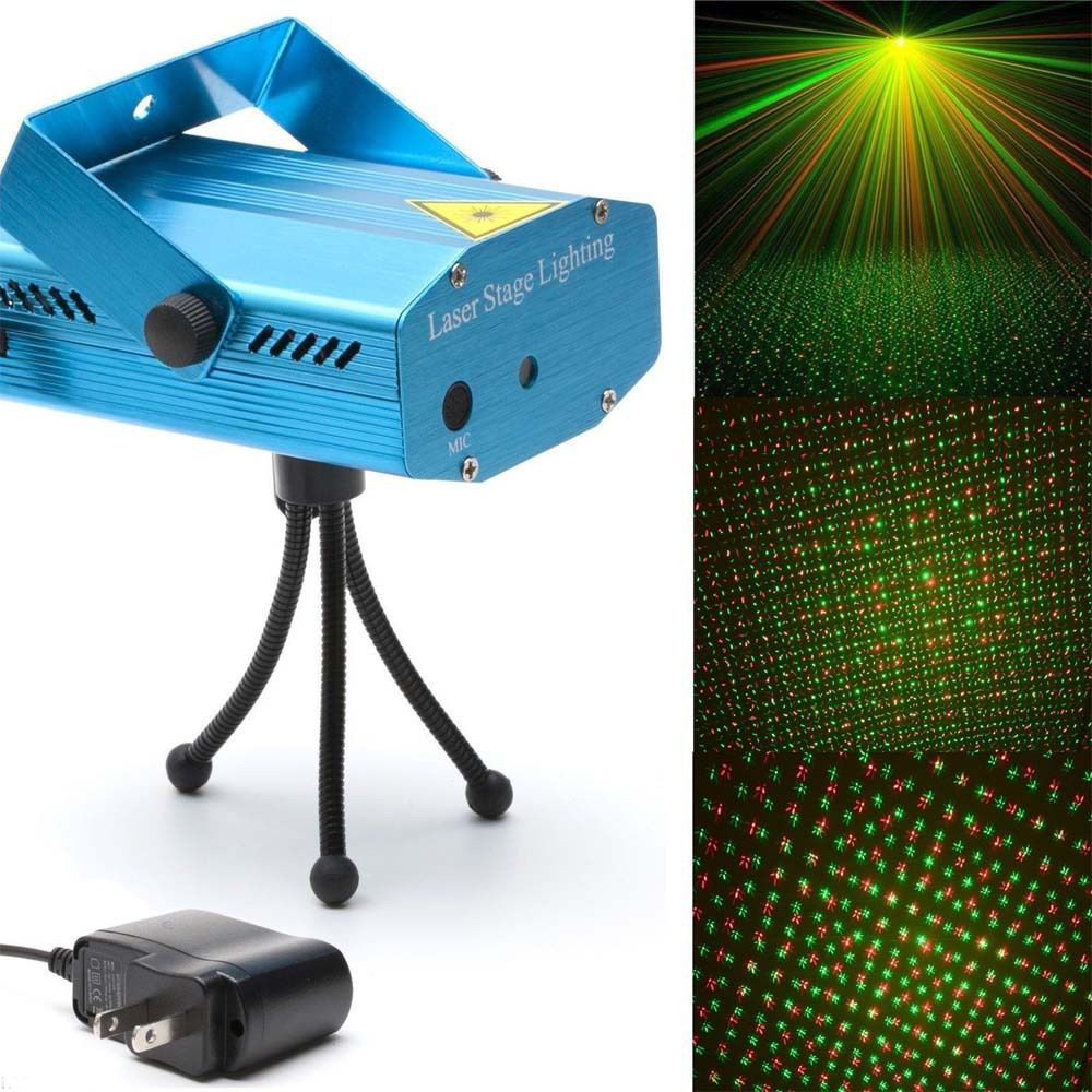 AOBO Lighting mini laser stage lighting Christmas lights dj laser lights M20