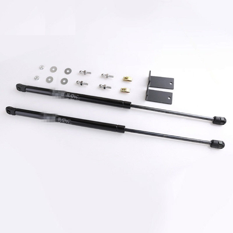 2pcs Car Front Stainless Steel Supporting Rod Hydraulic Hood Jackstay Engine Cover Fit for Honda CRV