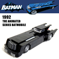 BATMOBILE 1992 TV Series Super Heroes  Batman 1992 ANIMATED SERIES BATMOBILE War Car Bricks