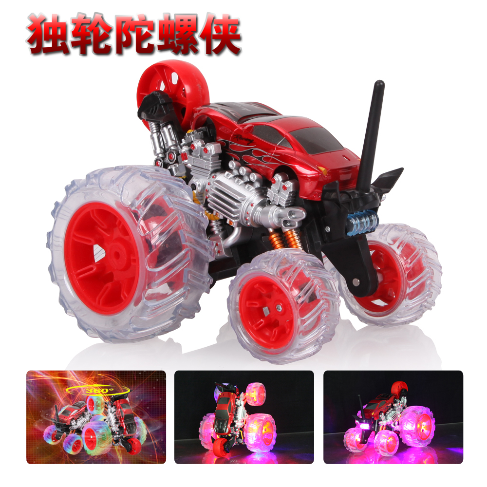 Stunt Remote Control Car Cool Dump Boy Toy Birthday Gift 2 Two 3 Three 4