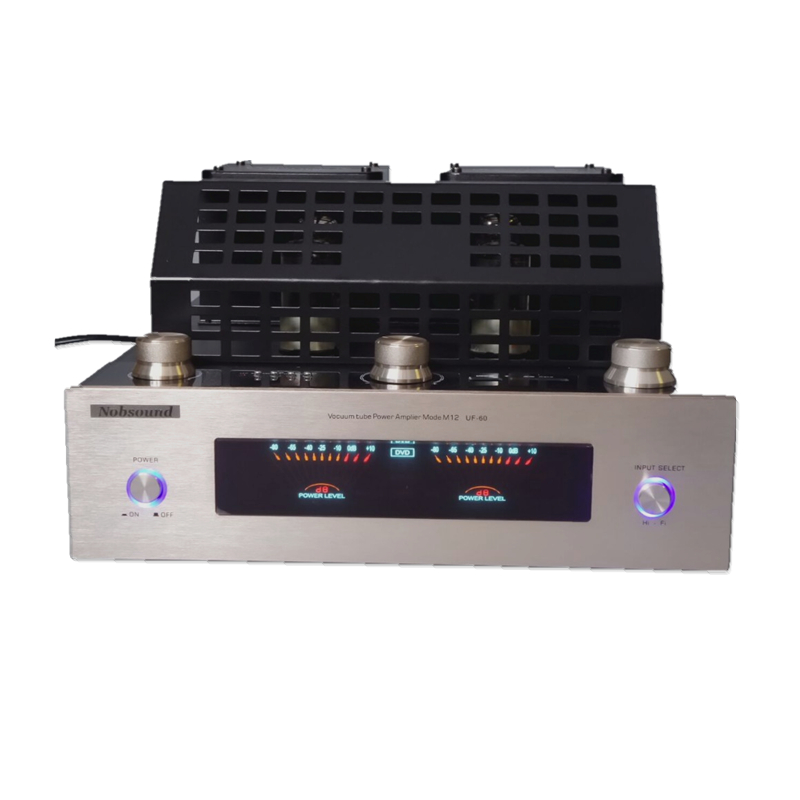 Nobsound 6J8P Vacuum tube amplifiers with Bluetooth SD USB lossless music player HIFI Stereo AMP audio speaker amplificador new nobsound pm5 tube amplifier with bluetooth nfc usb flac lossless music player hifi stereo amp audio amplifier 80w 80w
