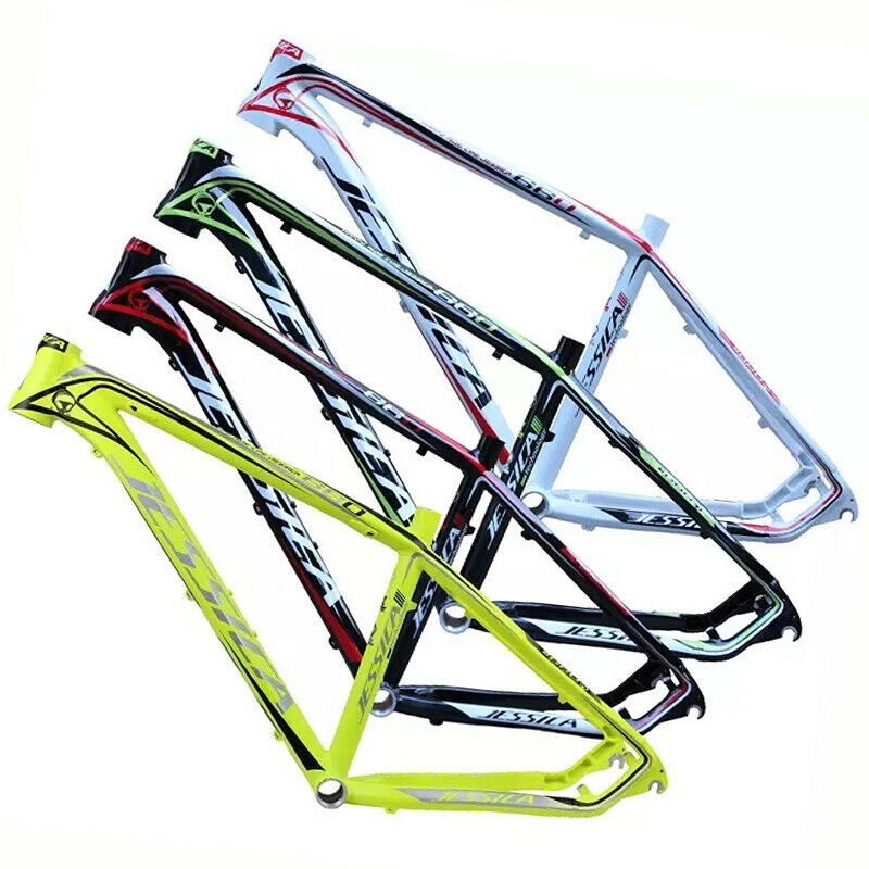 "Image 2 - 15.5/17"" Mountain Bike Frames 26er  MTB Bicycle Frame Set Aluminum Frameset 44 56mm Tapered BB68 Cycling Frameset AccessoriesBicycle Frame   -"