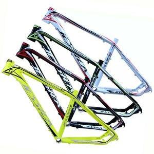 """Image 2 - 15.5/17 """"Xe Đạp Khung Hình 26er Xe Đạp MTB Bộ Khung Nhôm Frameset 44 56mm Thon Gọn BB68 đi xe đạp Frameset Phụ Kiện"""