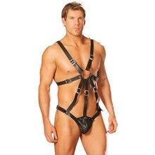 セクシーなウェットルックレスリングシングレットラテックスpvcキャットスーツの衣装ポールダンス男性ボディースーツフェチ革dsゲーム服クラブウェア