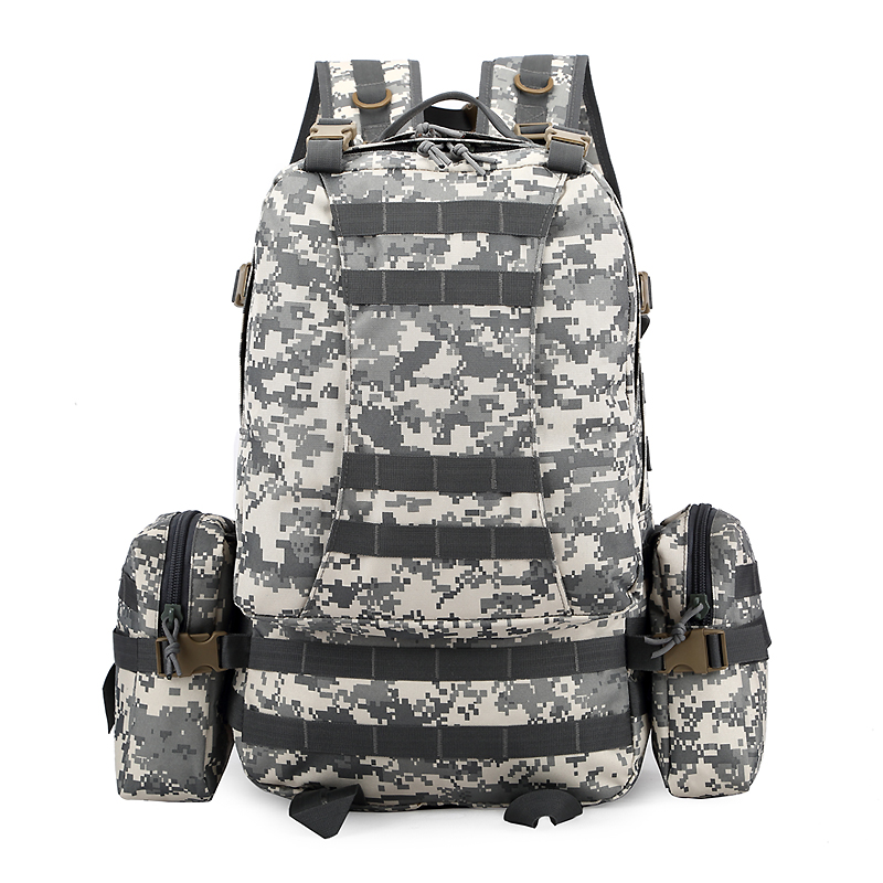 ФОТО Squirrel fashion high quality Camouflage Multicolor classic youth men's backpacks large travel duffle large capacity bag