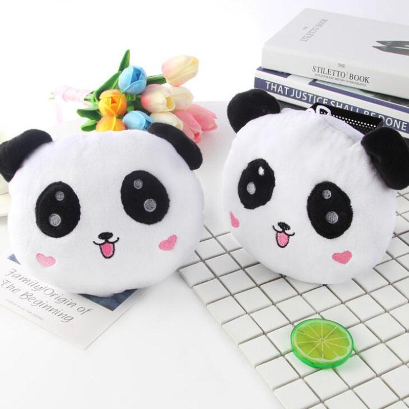 1PCS Cartoon Animal Panda Plush Doll Mini Cute Backpack Mobile Phone Toys Children Activity Small Gift