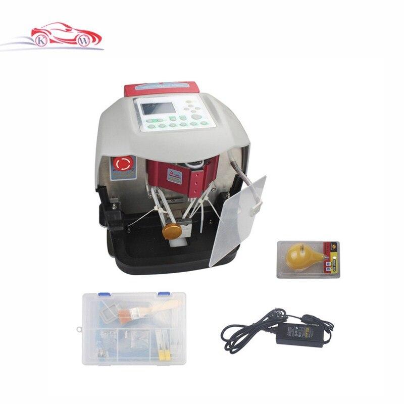 New Arrival! Automatic V8/X6 Key Cutting Machine X6 Car Key Cutting Machine V8 Auto Key Programmer Fast x6 key machine Free Ship