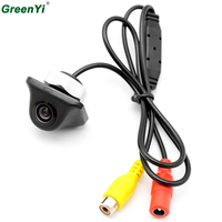 GreenYi Universal Auto Parking Reverse Backup Camera HD Waterproof 170 Dgree Wide Angle Night Vision Car