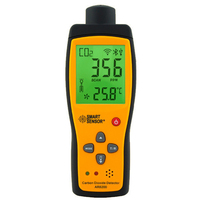 AR8200 Portable Carbon Dioxide Gas Detector CO2 Detects The Presence Gases Safety System Automatically Combustible Flammable