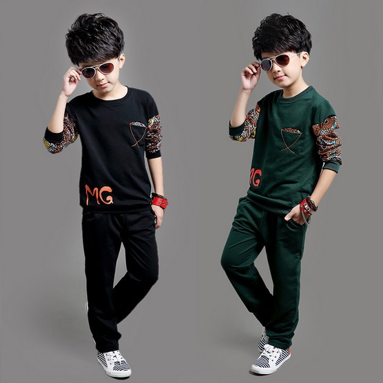 Retail 2017 Fall New Style Boys Girls Fashion Casual