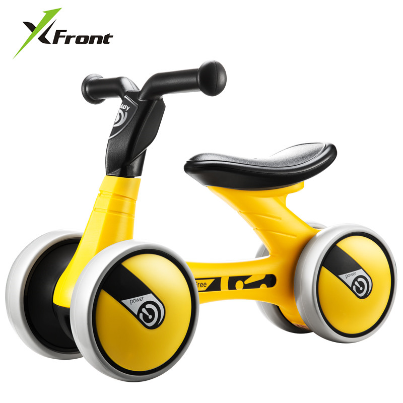 New brand children's bicycle balance scooter infant 1-3years Child for driving bike gift for Baby Four-wheeled walker