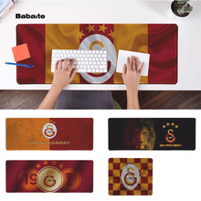 Babaite New Designs Turkey Galatasaray Durable Rubber Mouse Mat Pad Rubber PC Computer Gaming mousepad