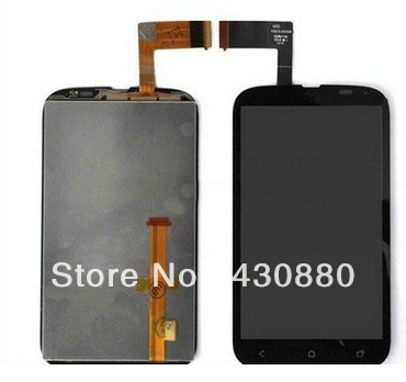 ФОТО Black Full LCD Display+Touch Screen Digitizer For HTC desire X T328e