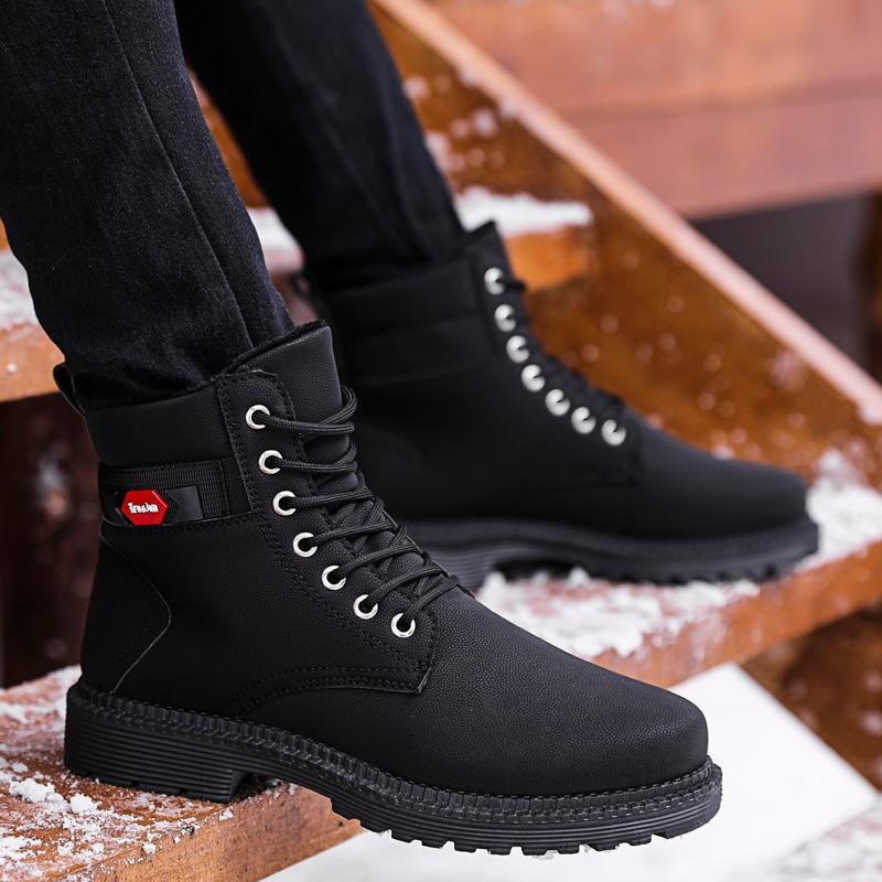 Plus Ultra Noir Femmes Légère Coton Chaud Neige De Ski Chaussures Épais Velours Grande D'hiver Mode Bottes Taille Randonnée TXq6f