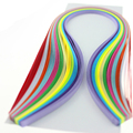 2Pcs/lot 5mm Width Mixed 12Color 120Stripes Quilling Paper Origami Paper Children Craft Paper DIY Folk Art Paper Home Decoration