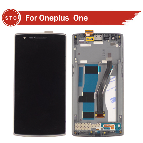 For Oneplus one plus One lcd display with font b touch b font font b screen