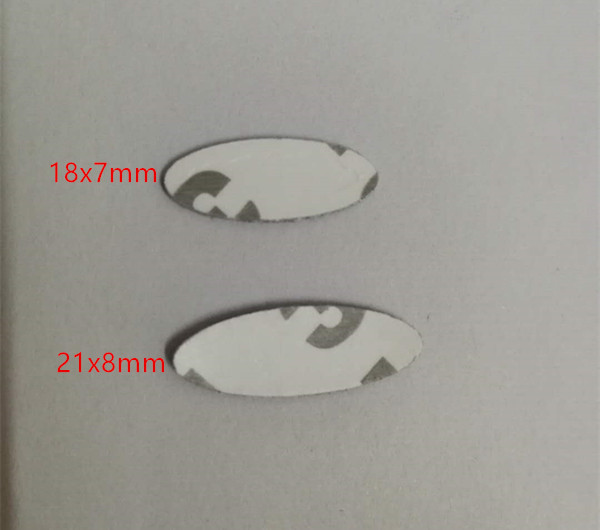 ca. 50 mm l, 30 mm b, 0-5 mm h 4 Stück Axt-Beil-Hammerkeile Art.Nr 50 30 5