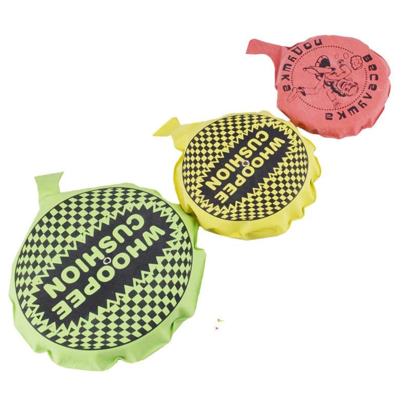 Большой размер Whoopee подушка затычки розыгрыши игрушки-приколы игрушки шуточные Подарки товары на Хэллоуин подарки