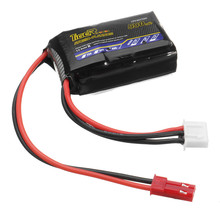 Tiger Power 7.4V 550mAh 60C 2S Lipo Battery JST Plug Connector For RC FPV Racing Camera Drone Quadcopter Spare Parts Accessories