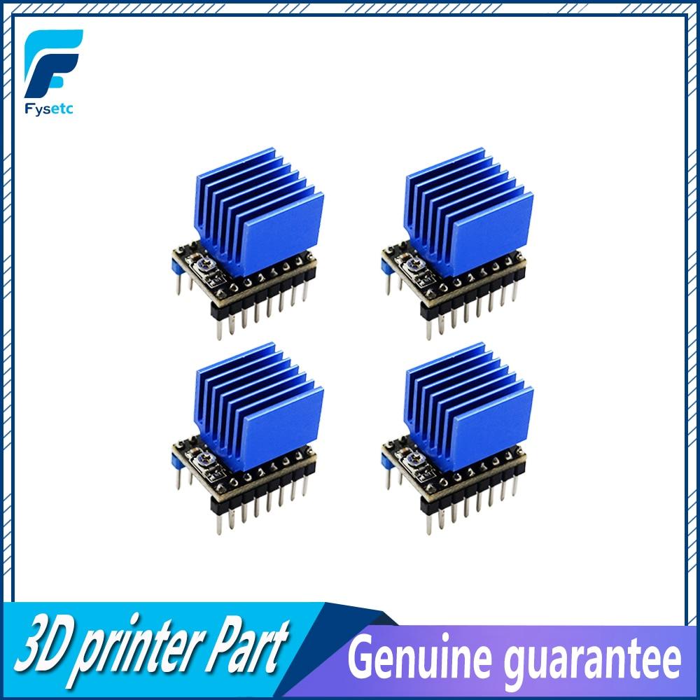 pecas de impressora 3d 4 pcs lote lv8729 4 camada pcb ultra silencioso stepper motor driver