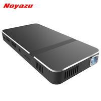 Noyazu портативный мини проектор Карманный HDMI вход Full светодио дный HD LED DLP Projetor wifi Портативный смартфон проектор для домашнего кинотеатра