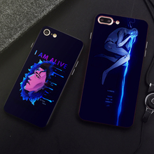 DK Detroit Become Human new phone case Cover for Samsung s8 s9plus S6 S7Edge S5 Black for iPhone 6 6s 7 8plus 5 X XS XR XSMax