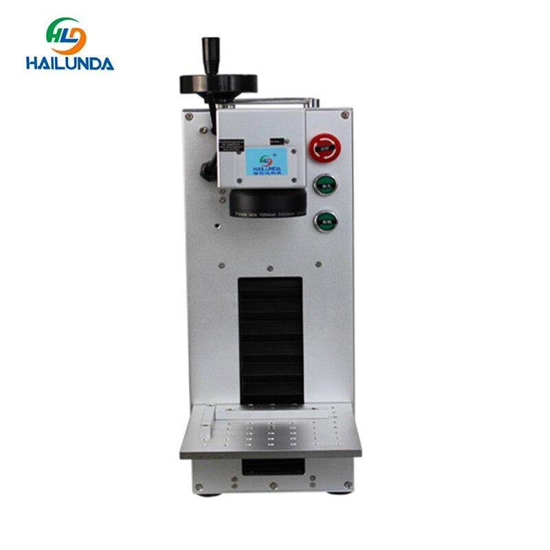 800 laser back cover seperating machine laser marking printing machine mobile phone fix (7)