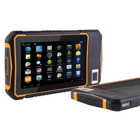7 Inch Outdoor IP65 Industrial Rugged Tablet PC Handheld Barcode Scanner Android Tablet With NFC RFID