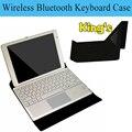 Беспроводная Bluetooth Клавиатура Чехол Для cube iwork11 стилус/для Cube i7 Stylus 10.6 дюймов Планшет Bluetooth Клавиатура + 4 подарок