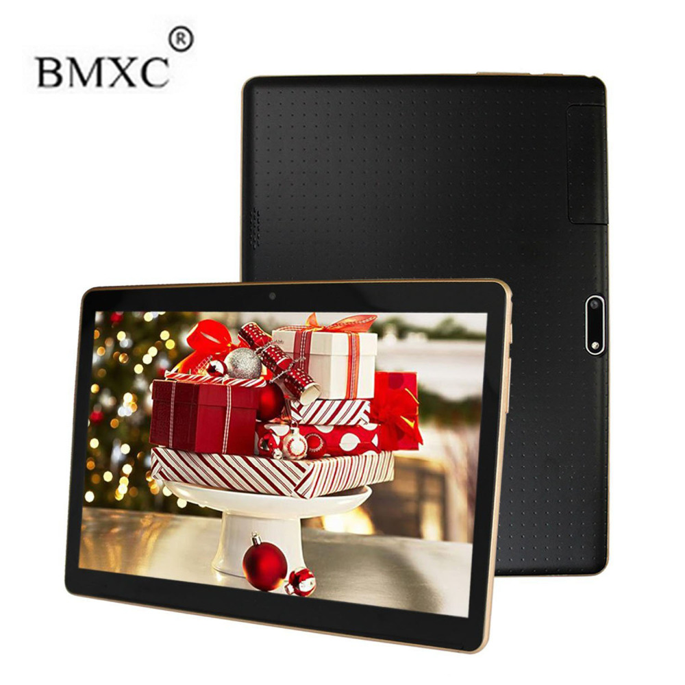 BMXC 9 6 Inch Android 5 1 3G Phone Call Tablet PC Quad Core IPS Screen